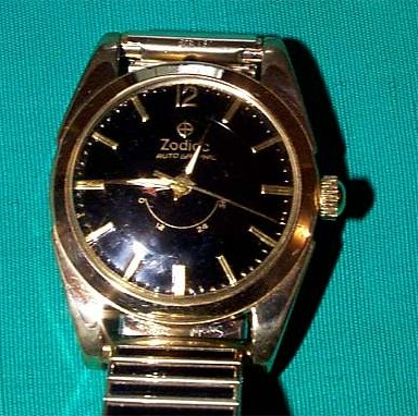 Vintage Zodiac Watches